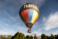 Balloon  Over Waikato