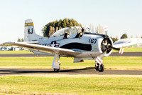 North American T28 Trojan Trainer